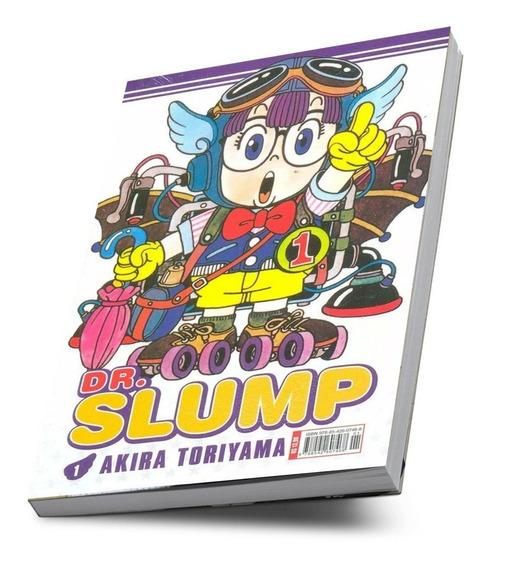 Mangá Dr. Slump Volume 1 Akira Toriyama Panini Lacrado