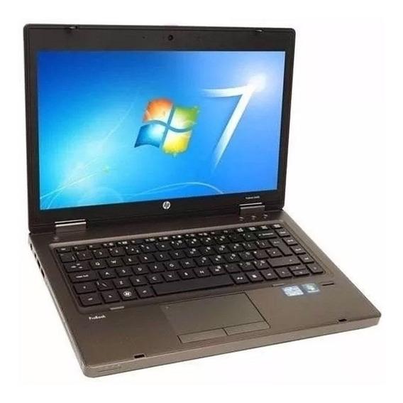 Notebook 6460b Intel Core I5 8gb Ssd 120gb Wifi