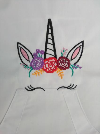 Pechera Blancos Para Niñas Y Niños