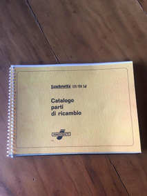 Manual Lambretta Ld 125/150