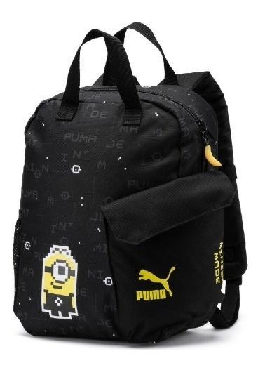 Puma Minions Backpack-07545501