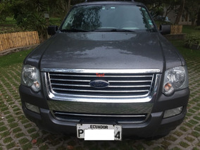 Ford Explorer Xlt Excelente Estado