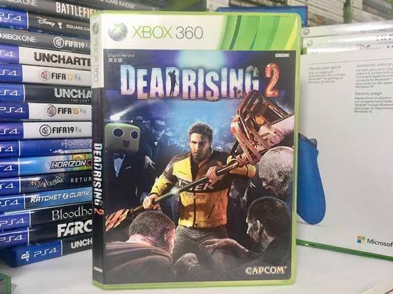 Dead Rising Para Xbox 360 Original Em Cd