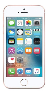 Apple iPhone SE 32 GB Ouro-rosado