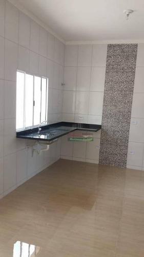 Imagem 1 de 8 de Casa Com 2 Dormitórios À Venda, 61 M² Por R$ 230.000 - Jardim Santa Luzia - São José Dos Campos/sp - Ca5513