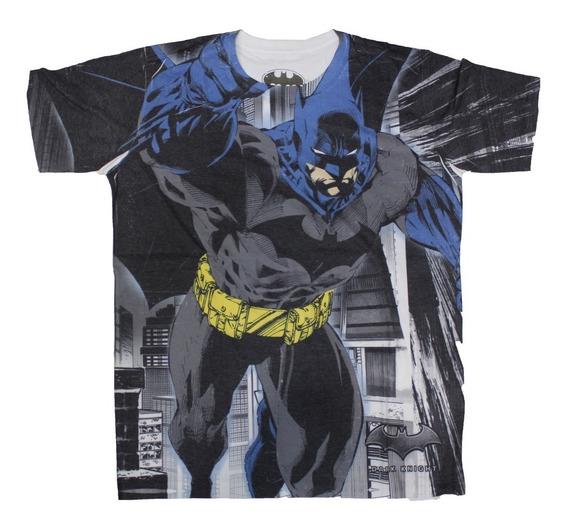 Remera Original Batman In The Night 0052