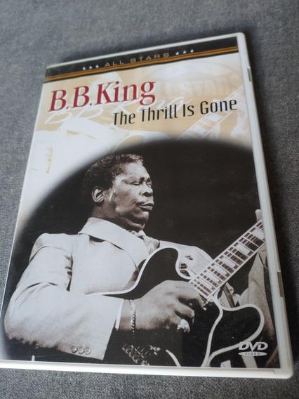 Dvd B.b. King The Thrill Is Gone Import Alemanha Frete R$15