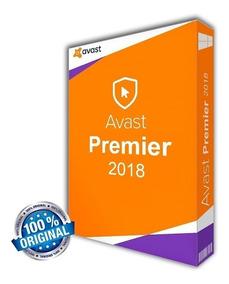Avast Premium 24 Anos Licença Vitalicia