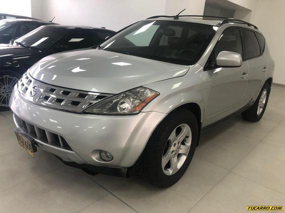 Nissan Murano 3.5 4x4 Aut.