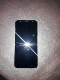 Celular Samsung J4 Core Negro Usado. Modelo 2019.