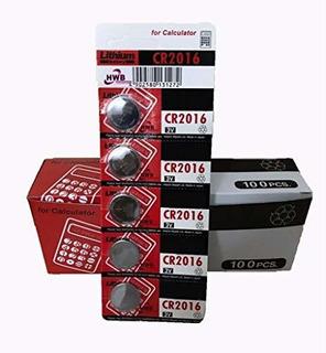 Maxell Micro Celda De Bateria De Litio Cr2016 Para Relojes Y