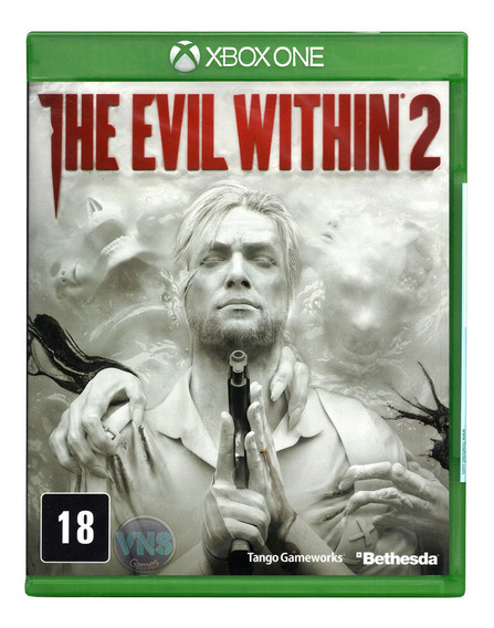 The Evil Within 2 - Xbox One - Novo - Mídia Física - Lacrado