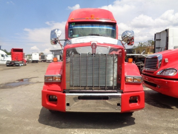 Tractocamion Kenworth T800 2014