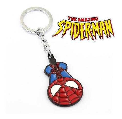 Llavero Spiderman Avengers Los Vengadores Capitán América