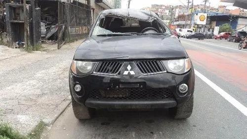(09) Sucata Mitsubishi Triton V6 4x4 2014  (retirada Peças)