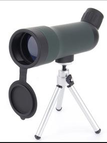 Telescópio Monocular 20x50 Portátil Tripé
