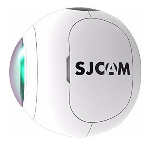 Câmera Esportiva Sjcam Sj360 2k Wi-fi Micro Sd Oled 12mp