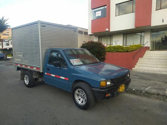 Chevrolet Luv Furgón Aislado