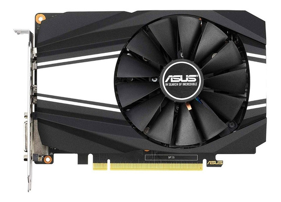Placa de video Nvidia Asus GeForce GTX 16 Series GTX 1660 SUPER PH-GTX1660S-O6G OC Edition 6GB