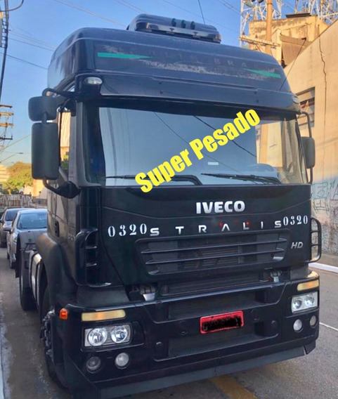 Iveco Stralis Toco