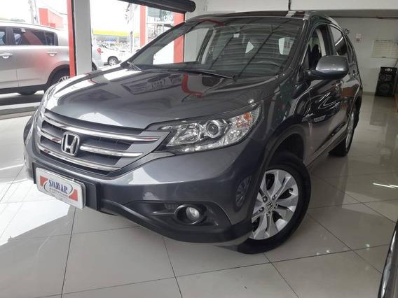 Honda Crv 2.0 Exl 4x4 16v Flex Automático Sem Entrada Uber