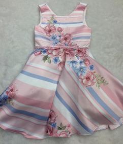 11.13.31000 Vestido Estampado Floral Petit Cherie