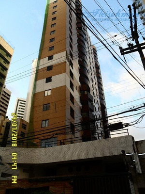 Apartamento Residencial Para Locação, Parnamirim, Recife - Ap1469. - Ap1469