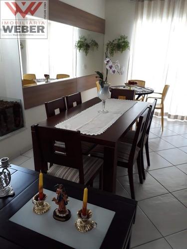 Apto 2 Dorm, 1 Suíte, 93m² Á Venda R$ 405.000,00 Ed. Ágora, Parque Campolim - 1005