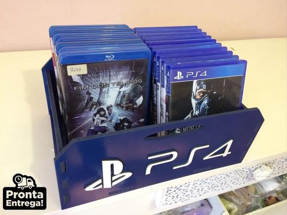 Porta Jogos, Case P/ Games - Xbox Ps4 Ps3 - 26 Jogos