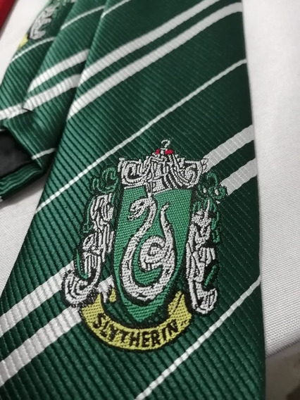 Corbata Harry Potter Griffindor Slytherin Microcentro