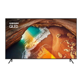 Smart Tv Qled 55 Samsung 55q60 Ultra Hd 4k 120hz- Preta