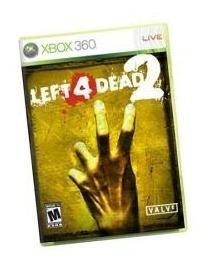 Left 4 Dead 2 Xbox Nuevo Sellado