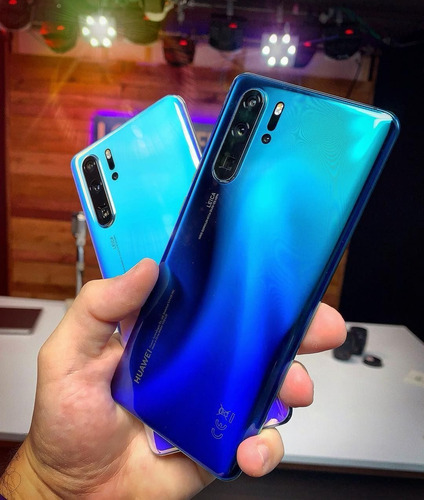 Huawei P30 Pro Smartphone 8+256 Gb Android 9.0