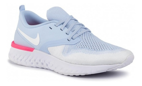 Nike Odyssey React 2 Flyknit Running Correr Mujer Fitness