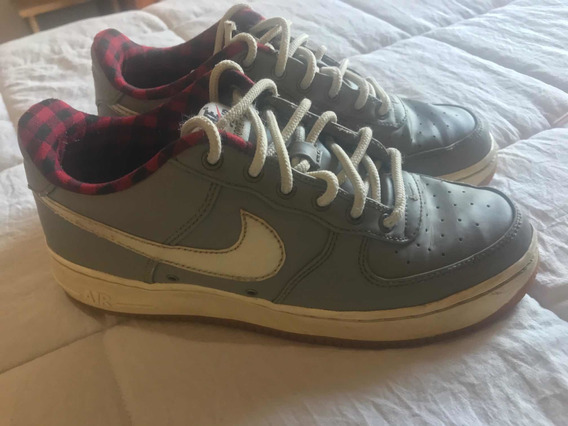 Nike Air Force 1 Us 6y 37/37.5 Color Gris