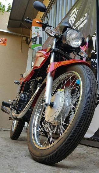Moto Gilera Vc 150 Strada 0km 2019 Aprovecha Hasta El 30/7