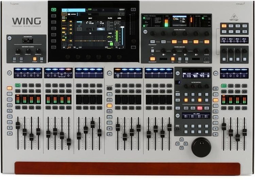 Wing 48-channel Digital Mixer