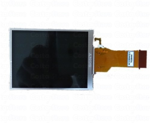 Lcd Câmera Sony Dsc-w55 (frete Grátis)