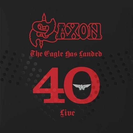 Saxon - The Eagle Has Landed 40 Live - 3cd