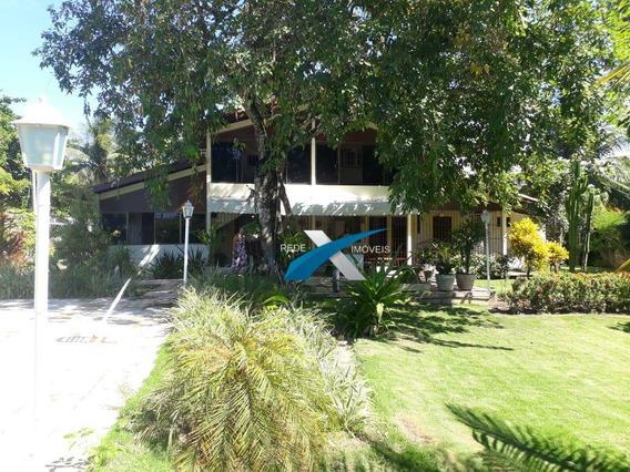Casa Em São José Da Coroa Grande - Ca0701