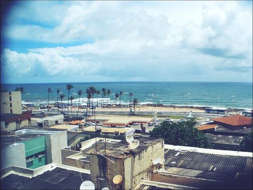Imagem 1 de 14 de Venda - Aptº Cobertura Duplex - Costa Azul - Salvador - Ba