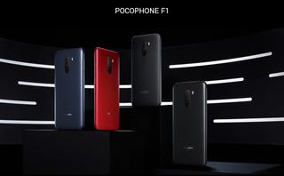 Xiaomi Poco F1 6gb / 64gb + 2 Fundas + Templado + Garantía