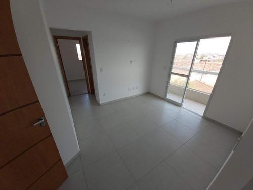 Imagem 1 de 14 de Apartamento Com 1 Dormitório À Venda, 43 M² Por R$ 196.000,00 - Tupi - Praia Grande/sp - Ap2239