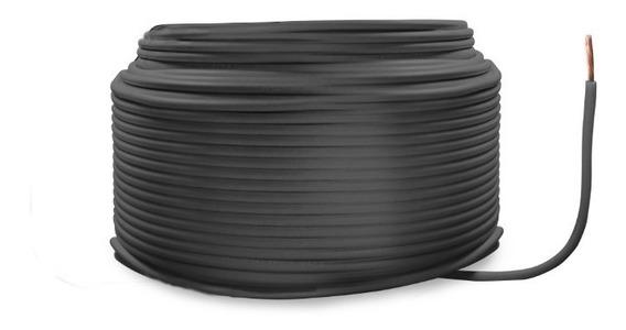 Cable Eléctrico Thw Calibre 10 Cca 100m 600 V