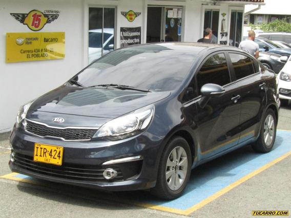 Kia Rio Ub Ex 1250 Cc