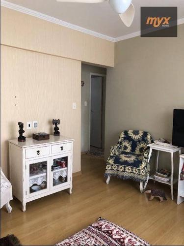 Imagem 1 de 13 de Apartamento Com Dois Dormitórios Na Aparecida - Ap6095