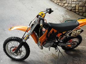 Ktm Sx 051 Cc - 125 Cc