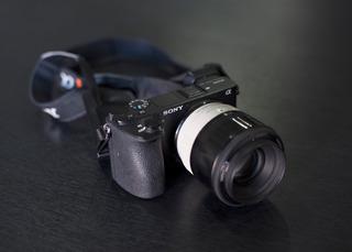 Sony A-6500 + Adaptador Sony A Canon + Yongnuo 50mm 1.8