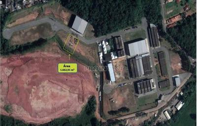 Área Industrial À Venda, Parque Dom Henrique, Cotia. - Ar0799