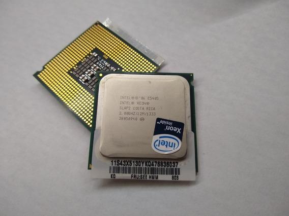 Intel Xeon E5405 12m / 2.00 Ghz / 1333 Socket Lga771
